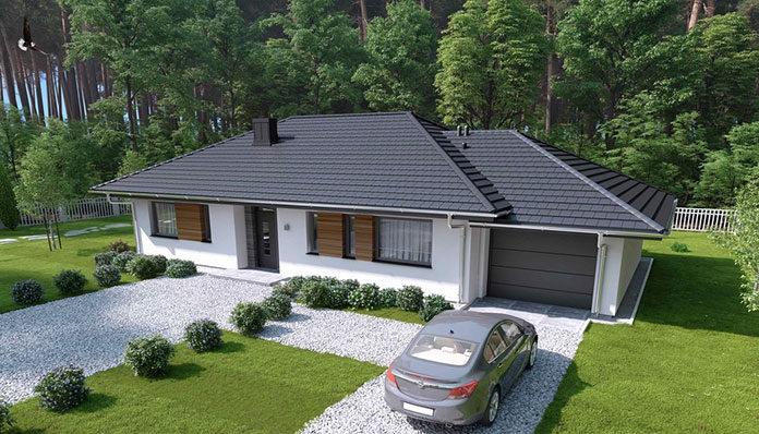 Dlaczego projekty domów tanich w budowie są tak popularne?